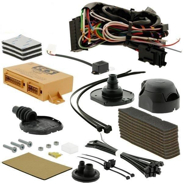 13 pin Dedicated Towing Electrics Kit Renault Master Van March 2010/>
