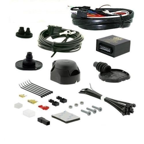 Ford Kuga SUV Mar 2013 onwards - 7 pin Dedicated Towing Electrics Kit
