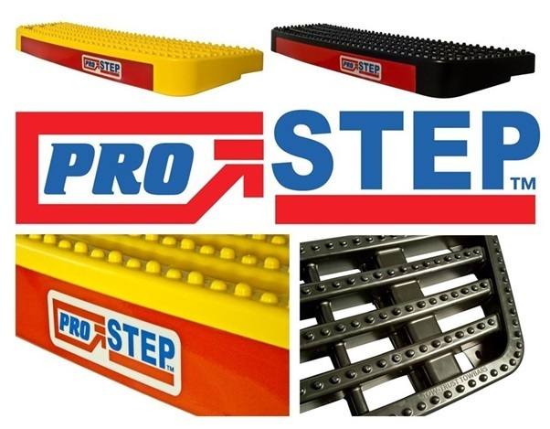 Tow Trust Pro-Step Rear Access Step - Universal Fitting