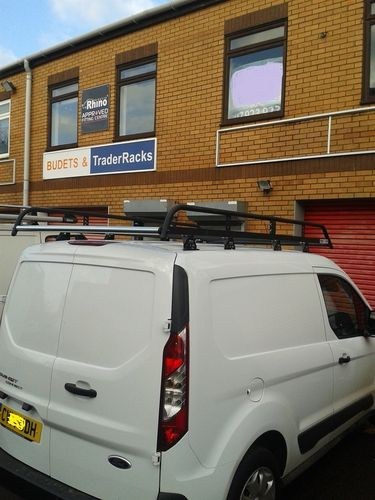 Ford Transit Connect Roof Rack 2014 - 2020 Rhino MODULAR Roof Racks