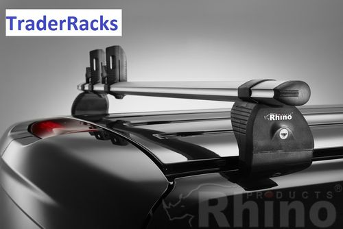 3 Bar Rhino KammBar™ Roof Rack Kit  Vivaro/Trafic (H2) Sep 2014 to Jun 2019