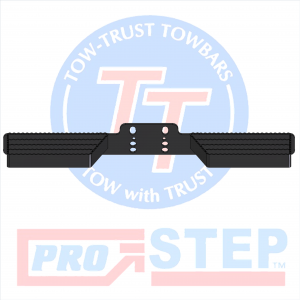 Tow-Trust Euro Face Plate Double Step
