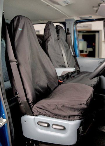 Professional Quality Universal Van Seat Covers in Waterproof  Finish