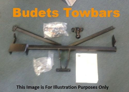 Mercedes Vito (W369) 2003-2015 - Tow Trust Fixed Flange Tow Bar Kit