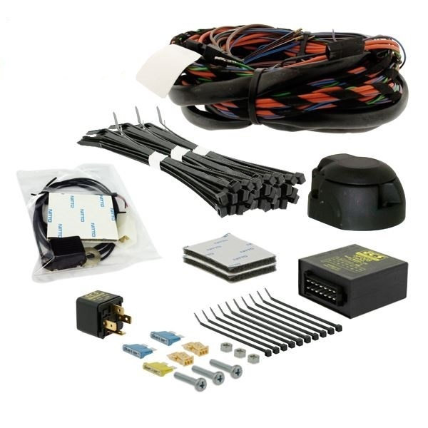 Audi A4 Allroad Aug 2016 Onwards - 13 pin Dedicated Towing Electrics Kit