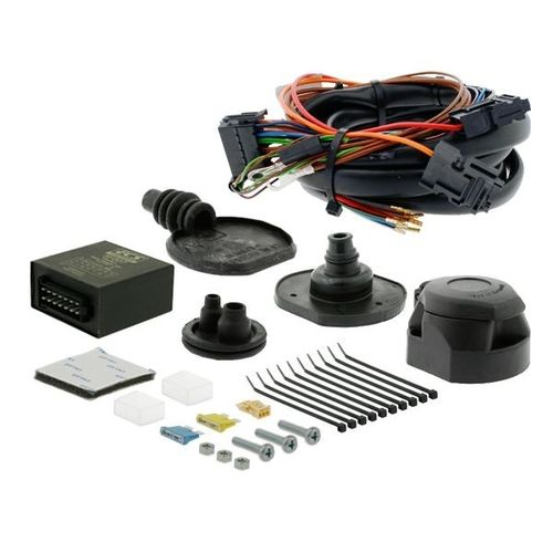 Audi A6 Saloon (4F2) May 2004 - Apr 2011 - 13 pin Dedicated Towing Electrics Kit