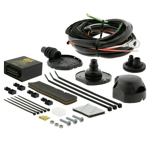 BMW 5 Series Estate (E61/F11) March 2004 - Mar 2017 - 7 pin Dedicated Towing Electrics Kit