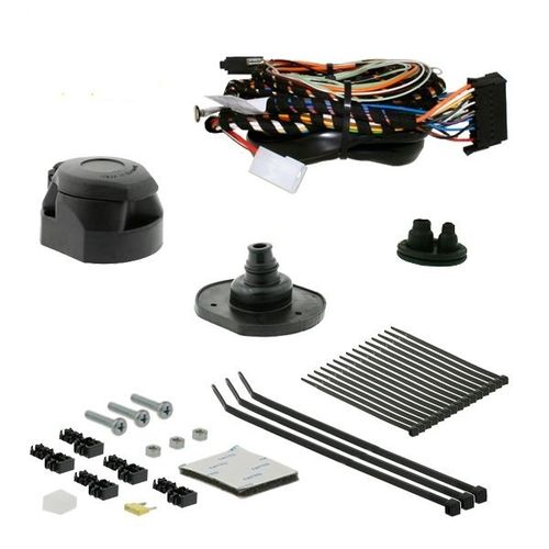 BMW X3 SUV (E83) Jan 2004 - Aug 2010 - 13 pin Dedicated Towing Electrics Kit
