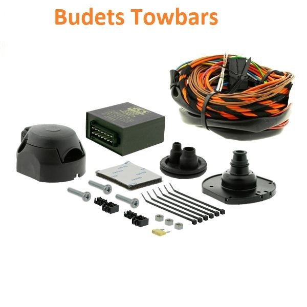 Chevrolet Aveo Hatch 5 Door Saloon (T300) Jun 2011 Onwards - 7 pin Dedicated Towing Electrics Kit