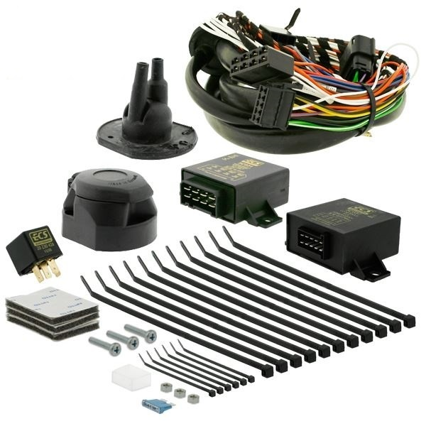 Chrysler 300C Estate Oct 2004 - May 2011 - 13 pin Dedicated Towing Electrics Kit