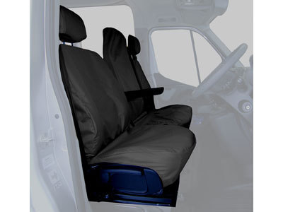 Vehicle Specific Professional Quality Waterproof Van Seat Covers - Nissan Interstar