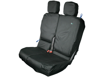 Vehicle Specific Professional Quality Waterproof Van Front Seat Covers - Peugeot Partner