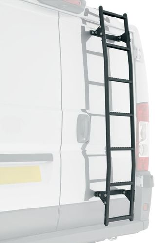 Rhino Rear Door Ladder - Ford Transit Custom