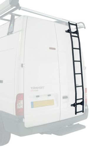 Rhino Rear Door Ladder - Mercedes Sprinter 2018 Onwards