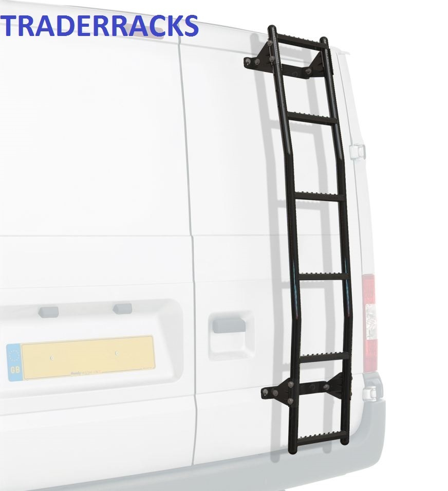 Rhino Rear Door Ladder - Nissan Primastar 2002-14