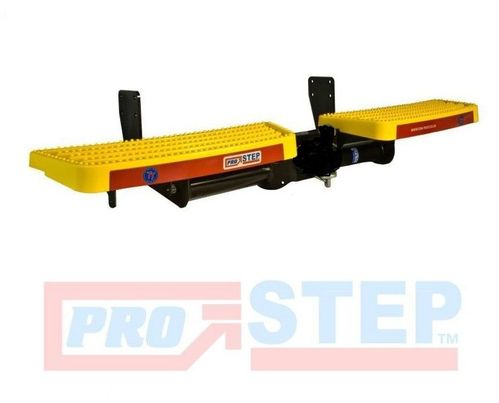 Mercedes Sprinter Rear Step 2006 > 2018 Tow Trust Tow Bar & PRO Steps
