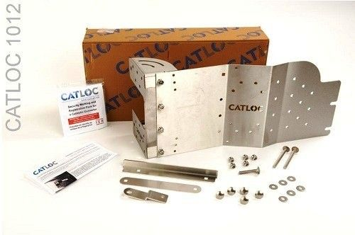 VW Crafter Catalytic Converter Lock Euro 5 Emission - CATLOC® 1012