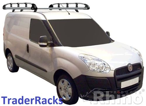 Rhino Aluminium Trades Rack - Citroen Berlingo 2008 to 2018 Model