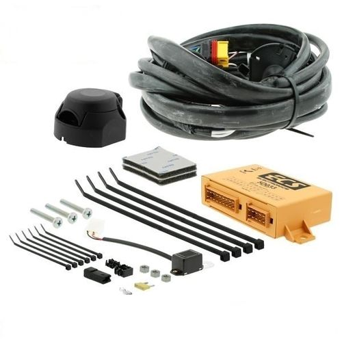 Landrover Freelander II Towing Electrics 13 pin Dedicated Towbar Wiring Kit