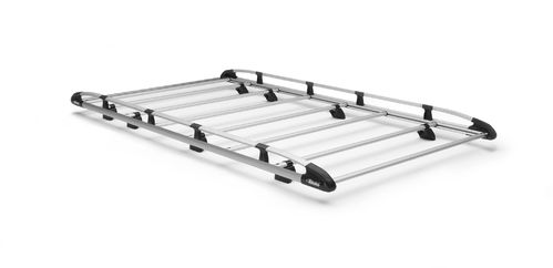 Rhino Aluminium Trades Rack - VW Transporter T5/T6 2002 Onwards