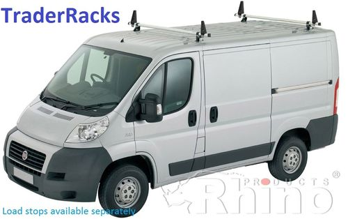 Fiat Ducato 2006 Onwards - Rhino Delta Roof Bar Kit