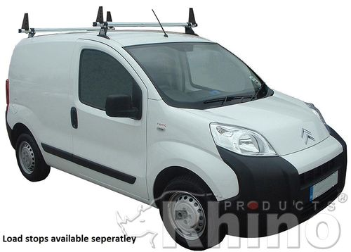 Fiat Fiorino 2008 Onwards - Rhino Delta Roof Bar Kit