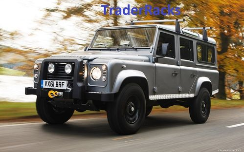 Land Rover Defender 90/110 1983 Onwards - Rhino Delta Roof bar Kit