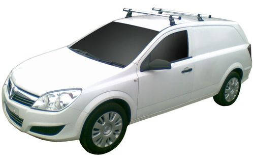 Vauxhall Astra Van 2006 - 2013 - Rhino Delta Roof Bar Kit