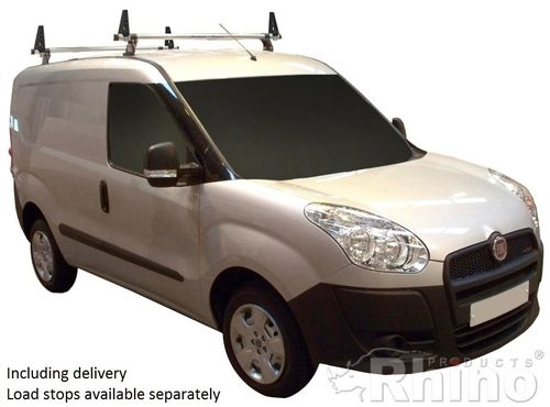 Vauxhall Combo 2012 - 2018 - Rhino Delta Roof Bar Kit
