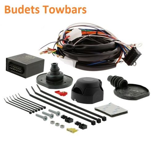 Seat Leon Estate June 2014 Onwards - 7 Pin Dedicated Towing Electrics Kit