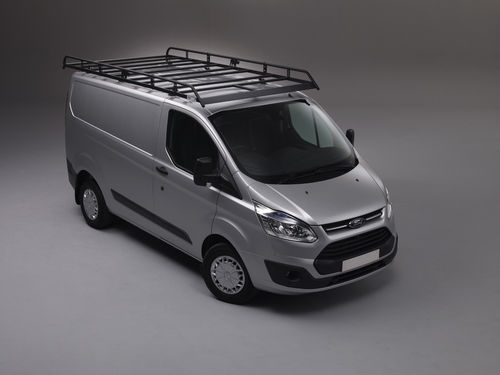 Transit Custom (H1 L2) Roof Rack 2012 to 2019 Rhino Modular Racks