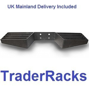 Van Rear (Tow Bar Mounting) Heavy Duty Access Step - Universal Fitting Tow Trust Step