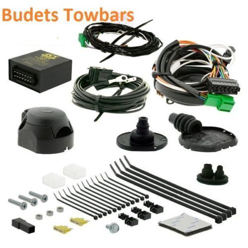 Ford Focus (All Types) May 2011 - Jun 18 - 7 pin Dedicated Towing Electrics Kit