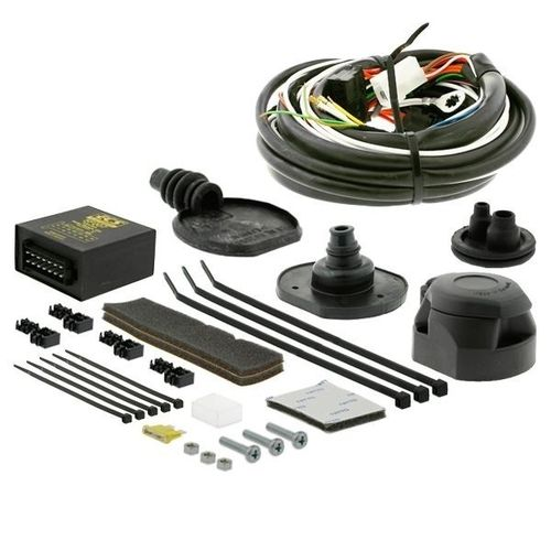 BMW X5 4x4 March 2007 - Oct 2013 - 13 pin Dedicated Electrics Kit for Caravan Use