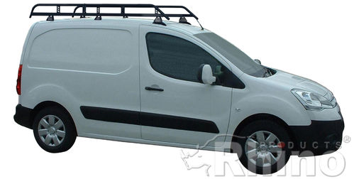 Citroen Berlingo 2008-18 (Not First) Roof Rack - Rhino Modular Racks