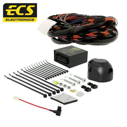 Ford Mondeo Estate Nov 2011 Onwards - 7 pin Dedicated Towing Electrics Kit