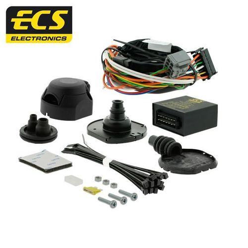 Ford Mondeo 5 Door Nov 2011> - 7 pin Dedicated Towing Electrics Kit
