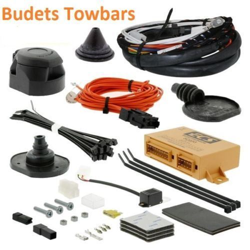 Honda CRV Towbar Wiring 4x4 2012-2018 13 pin DEDICATED Towing Electrics Kit