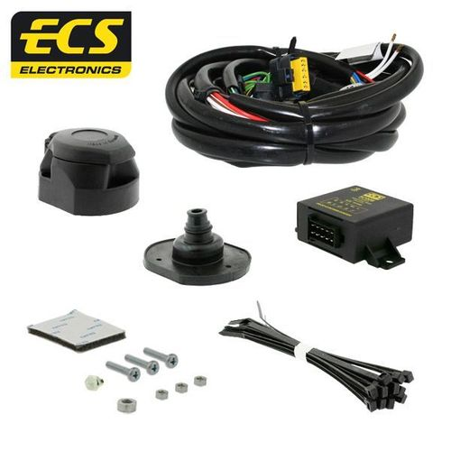 Renault Master (No Prep) March 2010 Onwards - 13 pin Dedicated Towing Electrics Kit