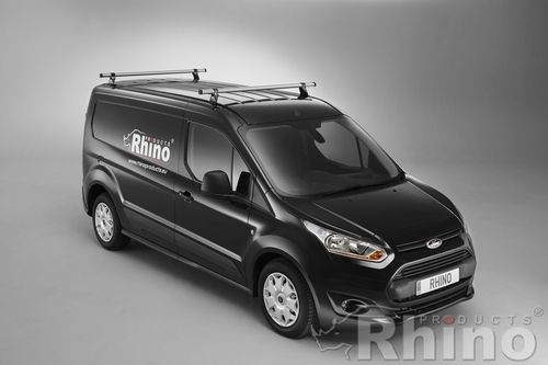 Rhino Delta Roof Bar Kit - Ford Transit Connect 2014 to 2019