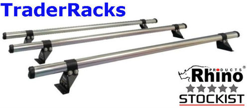 2005 2006 2007 2008 2009 LDV Maxus Roof Rack Bars 3 x Rhino Delta Bar Roof Racks