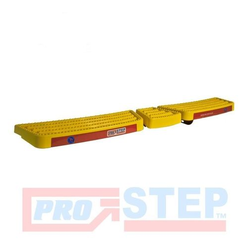 Renault Master Steps Van 2010 to 2019 Tow Trust Non-Towing (Yellow) Pro Step
