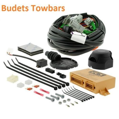 Mazda 6 Tow Bar Wiring Feb 2013 > 2020 13 Pin DEDICATED Towing Electrics