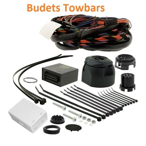 Isuzu D-Max Tow Bar Wiring May 2012 > 2020 13 Pin DEDICATED Towing Electrics