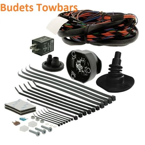 Land Rover Defender Tow Bar Wiring 13 Pin DEDICATED Towing Electrics