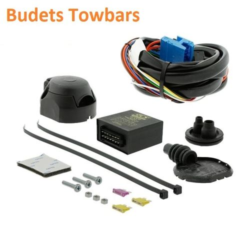 Mercedes C Class Coupe Towbar Wiring Apr 2011 - Oct 2015 7 pin Dedicated Electrics