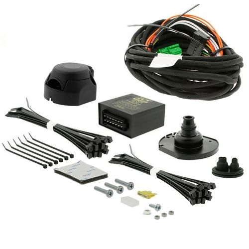 Ford Transit Custom Tow Bar Wiring 2.2 L 7Pin DEDICATED Electrics Kit