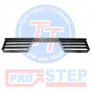 Van Step - Tow Bar Mounting Metal Van Rear Access Step - Tow Trust Steps