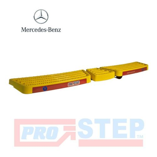 Mercedes Sprinter 2006 > 2018 Yellow Non Towing Pro Step
